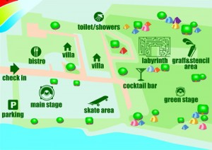 Summer Break 2008 map